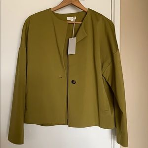COS Olive Green Jacket